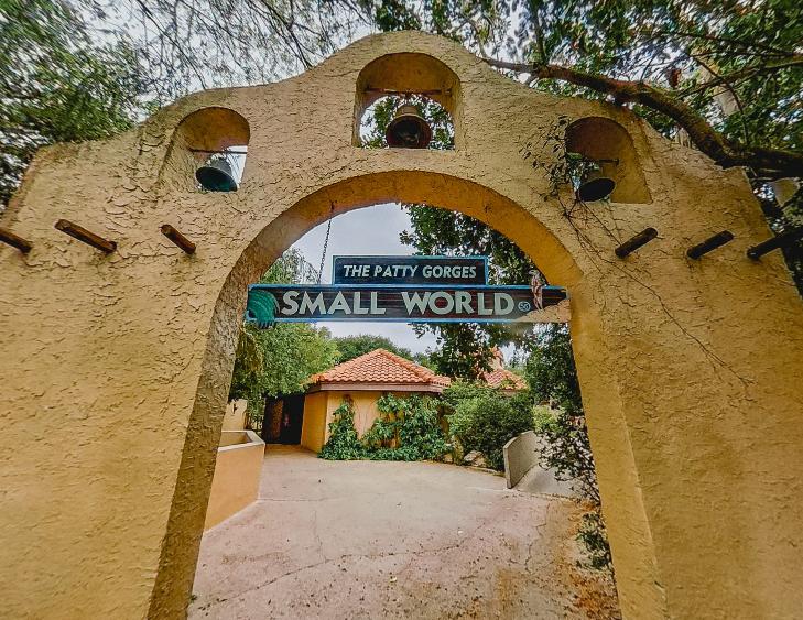 Gladyz Porter Zoo
